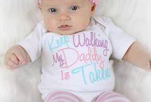 Baby girl stuff