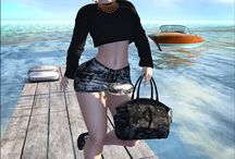 Looks - Second Life / Dicas Fashion - Fashion Tips, Free, Gifts, Brands