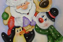 Navidad, navidad,  tarjetas