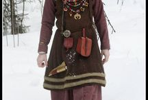 tenues vikings
