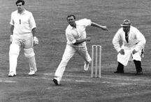 #ClassicAshesMoments / A collection of photos during Ashes series past and present.