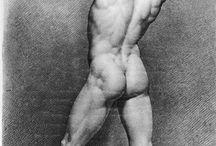 Fine art nude - male