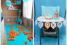 Birthday Party Ideas / by Courtney Lewandowski