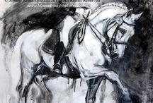 konie w sztuce