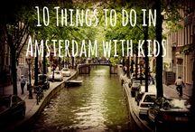 Amsterdam visit - October 2017