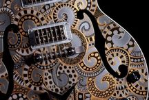 Guitar Porn / The title says it all.