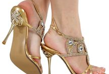 Wedding shoes / Wear you heels as high as your dream..!!
