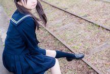 制服:冬 uniform:winter