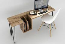 Secretery desk
