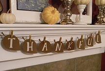 Thanksgiving / by Sarah Wilper