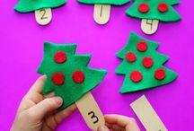 Christmas crafts/recepies