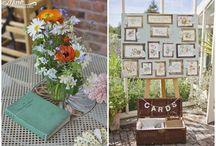 Wedding: Spring inspiration