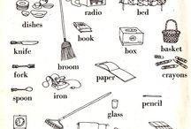 Coisas para usar.