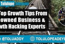 162 Top #GrowthTips From Renowned #Business & #GrowthHacking...