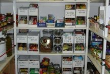 PREP-food storage / by Stacy