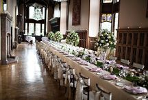 K & T,Trump Doonbeg Wedding / Real Wedding Planning #WeddingDecor #weddinglinens  #weddingflowers-#bridal bouquets ,table centres