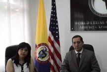 Casos jurídicos de Éxito / Casos de éxitos llevados por la firma World Legal Corporation y Colombia Legal Corporation. http://www.colombialegalcorp.com/casos