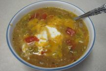 *GF Soups / by Andrea Neuman