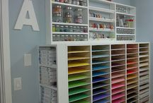 Next Craft Room / See new ideas for your next crafting space
