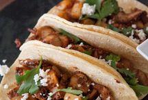 Peeps got to eat--Tacos