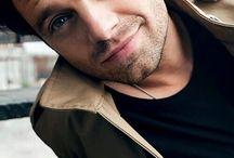 Sebastian Stan/ Bucky Barnes