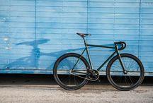 Ruota+ fixie / la bici a scatto fisso secondo Ruota+