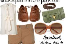 Rosalind-As you like it