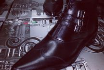 Boot leathers