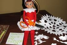 Christmas... Elf on the Shelf / by Robin Millett