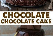 Čokoláda / Torty,Kolace,čokoláda