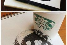 Illustration/drawing inspiration