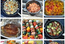 Food - Camping / RV Easy Meals!