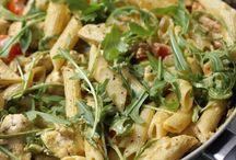 recepten met pasta
