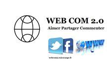 webcom / aimer partager commenter