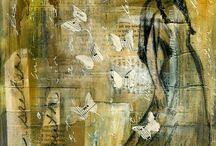 Mixed media & she art  / by Louise Wales