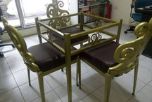 Furnitures / Fiberworks has an endless supply of creativity and design possibilities when it comes to designing your furniture. Why limit your selection to a catalogue when anything is possible. Here are a sample of our works.