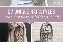Unique Wedding Hairstyles 2017