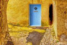 Doors and secrets
