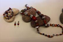 Creations / Handcrafted Jewels - Gioielli fatti a mano