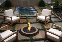 Patios / Find more ideas and inspiration for your own patio design at: http://www.landscapingnetwork.com/patios/ / by Landscaping Network