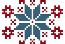 Hama Noël Scandinave Perler Beads
