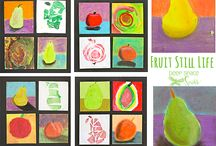 Classroom - Middle School / Ideas for 7th and 8th grade art classes / by Jackie S