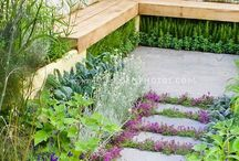 Nature / Outdoor comforting spaces