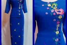 pramugari dress