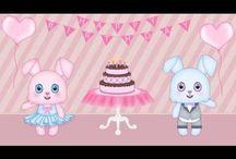 Cute Video eCards / Cute Video eCard Animations © Adora's Little Sudio