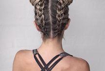 hairstyles hall / Para encontrar as melhores ideias para um novo corte de cabelo ou penteado!
