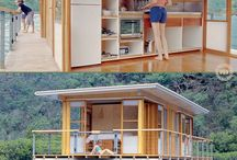 Tiny House Flotante