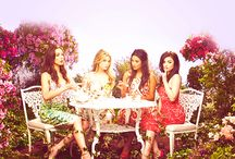 Pretty Little Liars / The best show and book ever!                      KISSES-A