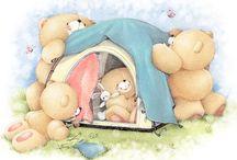 Misiowe misie/ Pictures of teddy bears
