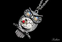 """STEAMPUNK"" / Steampunk style of things I love"